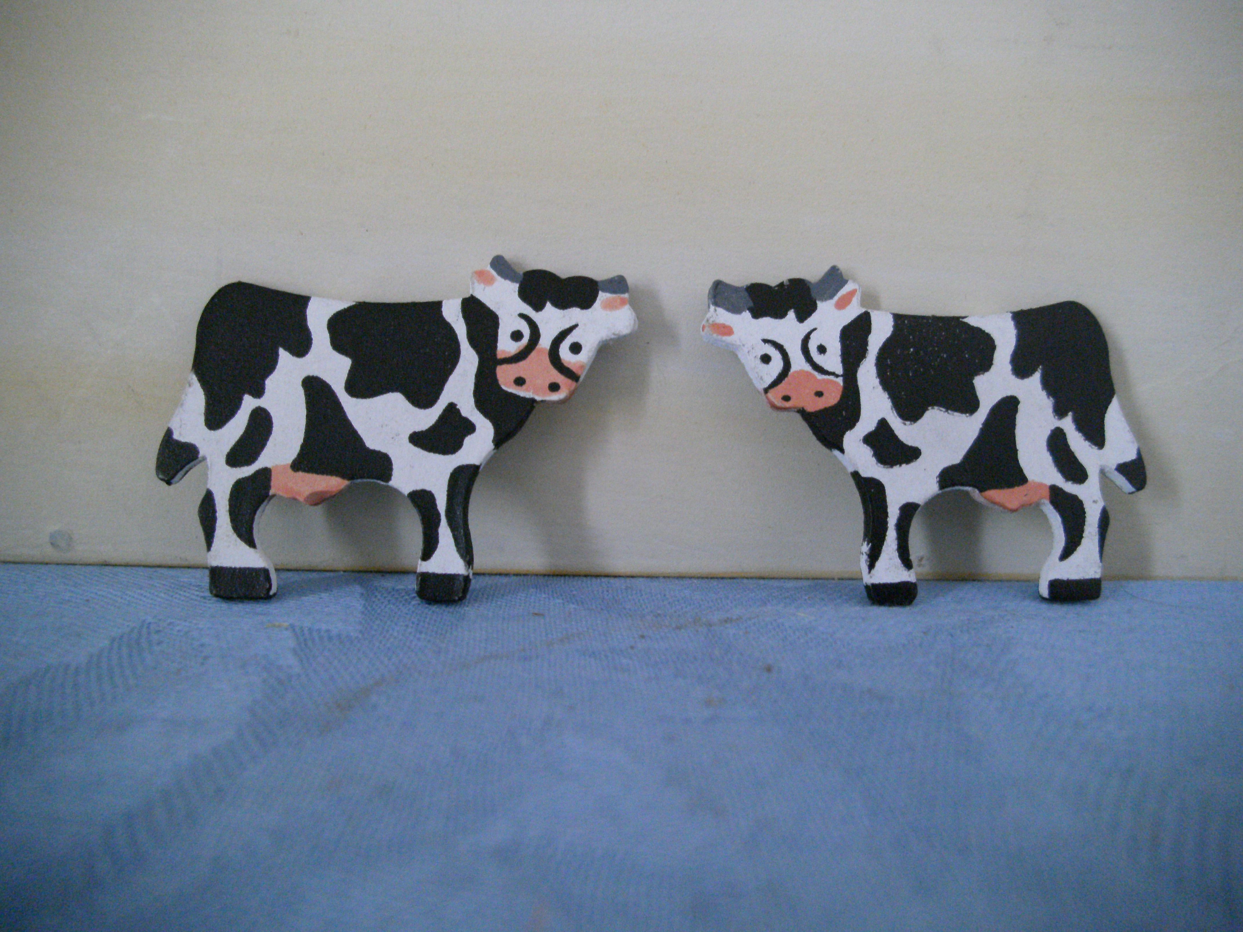 Streuteile Kuh Art Fun