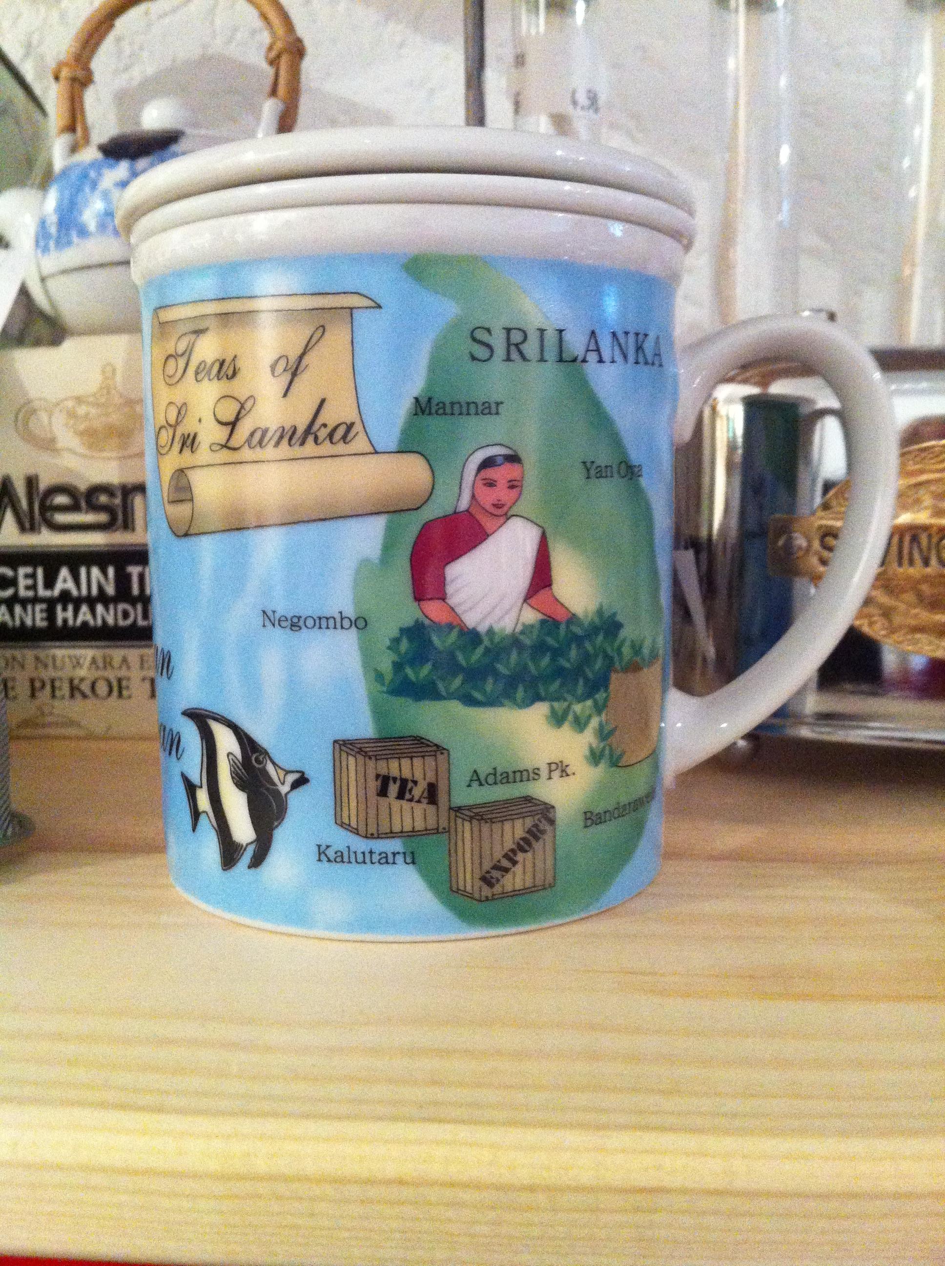 Teetasse Mit Sieb teetasse mit sieb und deckel porzellan