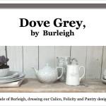 Burleigh Dove Grey New 2016 II